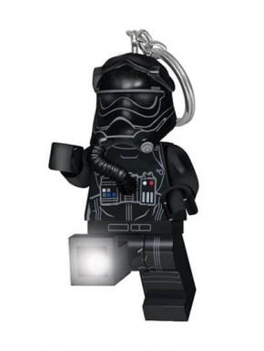 Llavero linterna LEGO Tie Pilot Star Wars