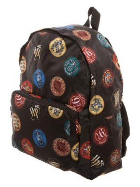 Mochila Harry Potter Logos