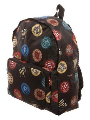 Mochila plegable Harry Potter Logos