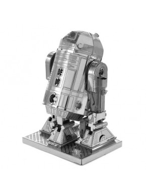 Maqueta metal Star Wars R2-D2