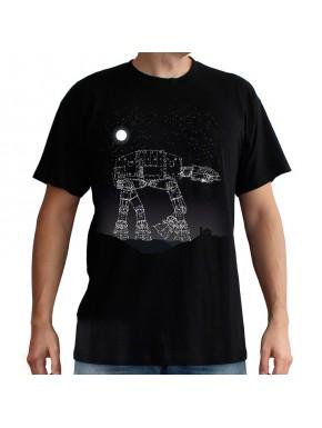 Camiseta Star Wars AT-AT Stars