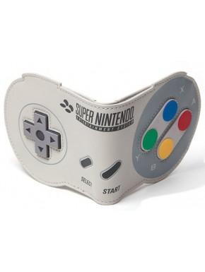 Cartera Super Nintendo Joystick