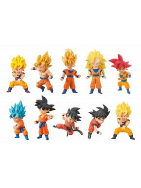 Figura Dragon Ball WCF Chibi