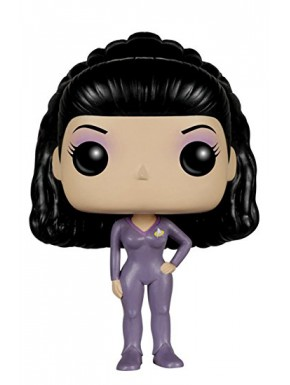 Funko Pop! Deanna Troi Star Trek