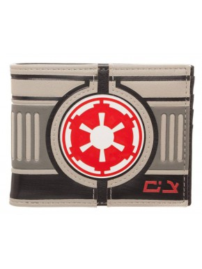 Cartera AT-AT Emblema Imperio Star Wars