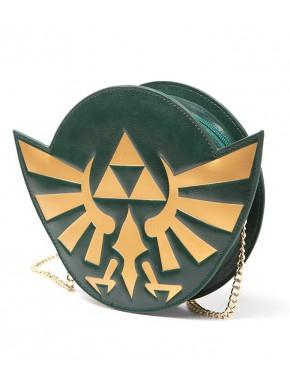 Bolso de mano Zelda Trifuerza