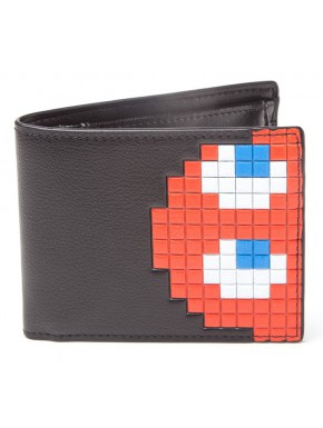 Cartera Pac-Man Blinky