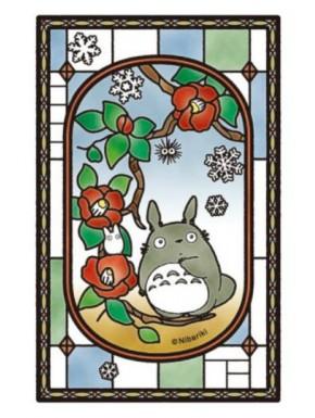 Puzzle Mi vecino Totoro Art Crystal Blooming Camellia