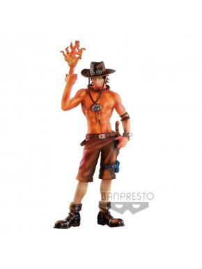 Figura Portgas D. Ace Figuarts Burning Color 19 cm One Piece