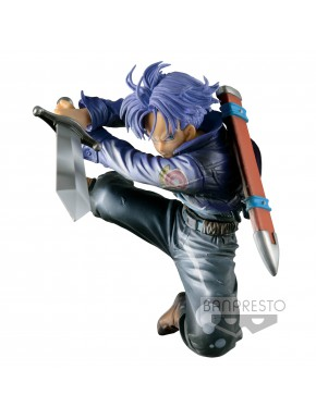 Figura Banpresto Future Trunks Scultures