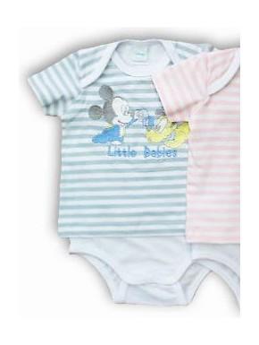 Body bebé Disney Mickey Mouse