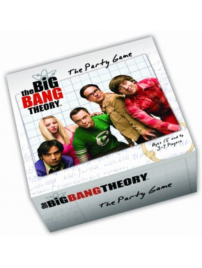 Juego Big Bang Theory Party Game