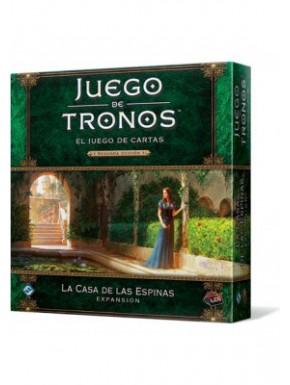 Juego de cartas Juego de Tronos: La Casa de las Espinas