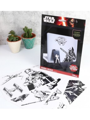 Set vinilos adhesivos Star Wars
