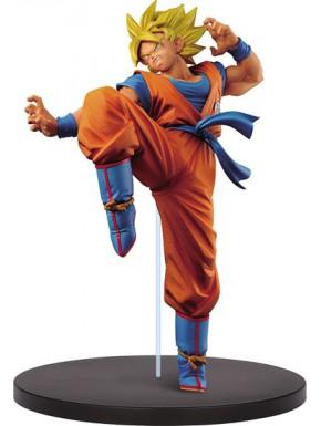 Figura Saiyan Son Goku Fes Banpresto