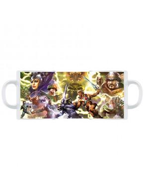 Taza He-Man Masters del Universo