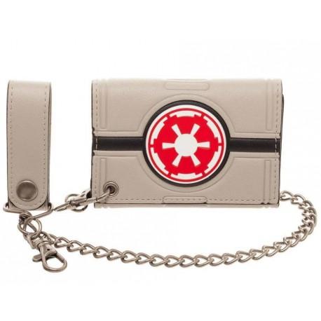 Cartera AT-AT Emblema Imperio Star Wars