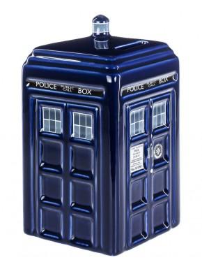 Hucha cerámica TARDIS Dr Who