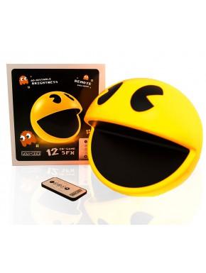 Lámpara Pac-Man con Sonido Control Remoto