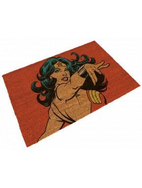 Felpudo Wonder Woman Mujer Maravilla