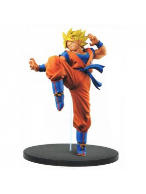 Set Figuras Super Saiyan Goku Fes Banpresto