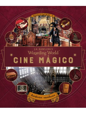 Libro Cine Mágico Artefactos Asombrosos Harry Potter