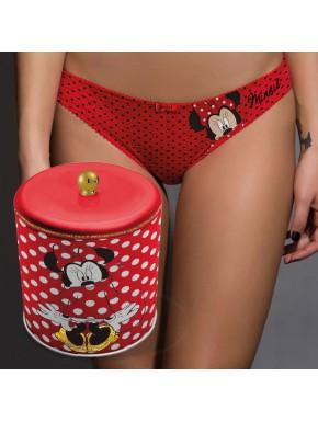 Braguita Minnie Disney lata Juvenil