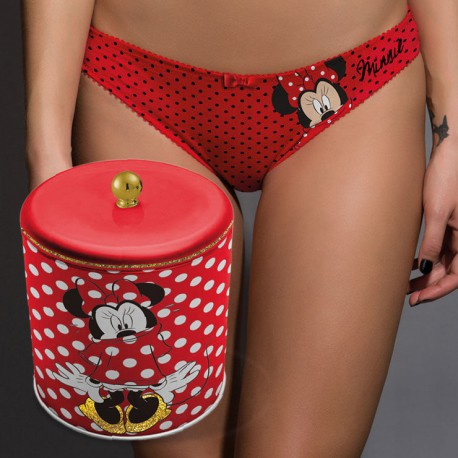 Braguita Minnie Disney lata adulto