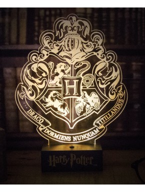 Lampara Harry Potter Hogwarts