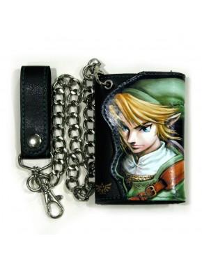 Cartera con cadena Link Zelda