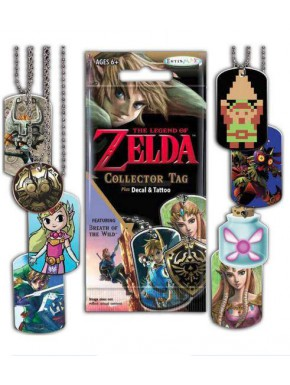 Pack Cositas Legend of Zelda