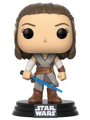Funko Pop! Star Wars Rey Episodio VIII