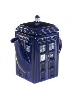 Dr Who Taza Tardis con tapa