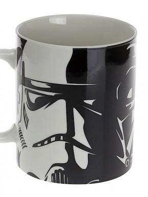 Taza Stormtrooper & Vader Star Wars