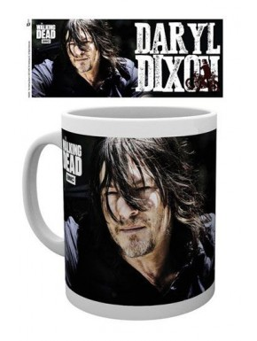 Taza Walking Dead Daryl Dixon