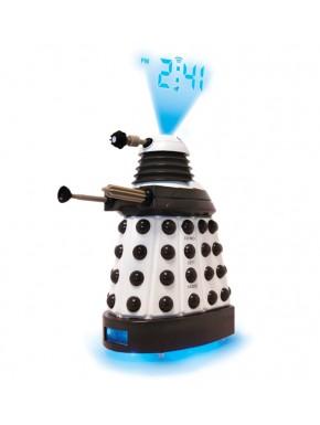 Reloj despertador proyector Doctor Who Dalek