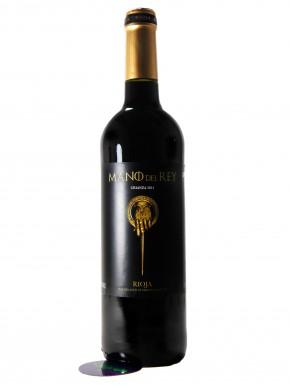 Vino de Rioja Mano del Rey Juego de Tronos