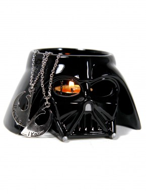 Pack regalo Love and Candle Star Wars