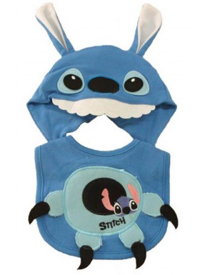 Babero Disney Stitch