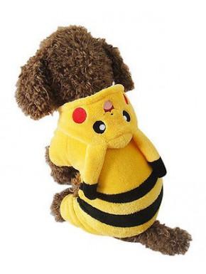 Sudadera para mascotas Pikachu Pokemon