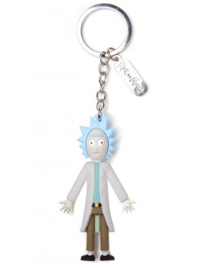 Llavero 3D Rick Rick y Morty