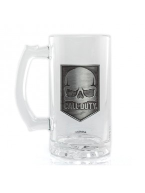 Jarra de Cerveza Call of Duty Skull