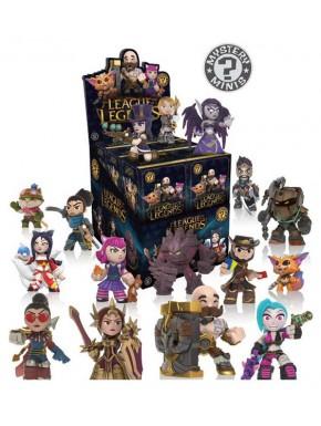 Minifiguras Sorpresa League of Legends Funko
