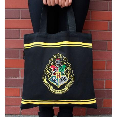 Bolsa de Algodón Harry Potter Hogwarts Crest