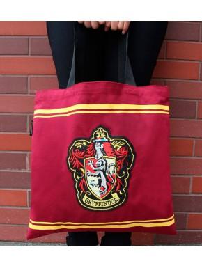Bolsa de Algodón Harry Potter Gryffindor Crest