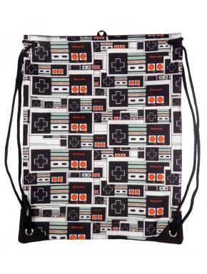 Bolsa de Tela Nintendo mando NES gimnasio