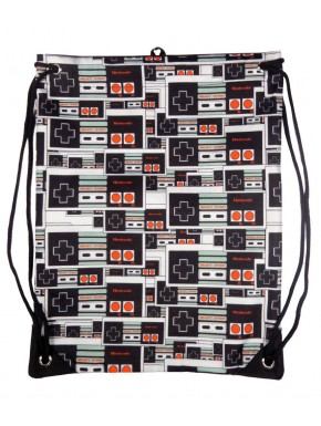 Bolsa de gimnasio NES