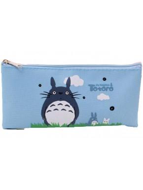 Estuche loneta blue Totoro