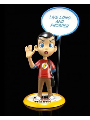 Figura Q-Pop Sheldon The Big Bang Theory