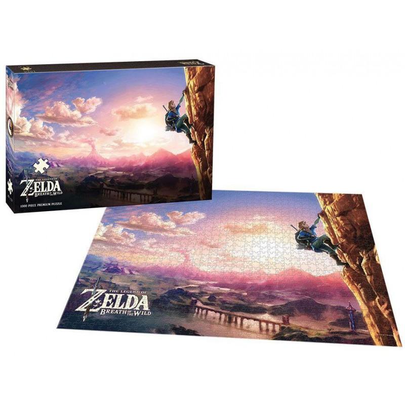 Puzzle zelda breath of the wild por solo 21 90 for Decorar casa zelda breath